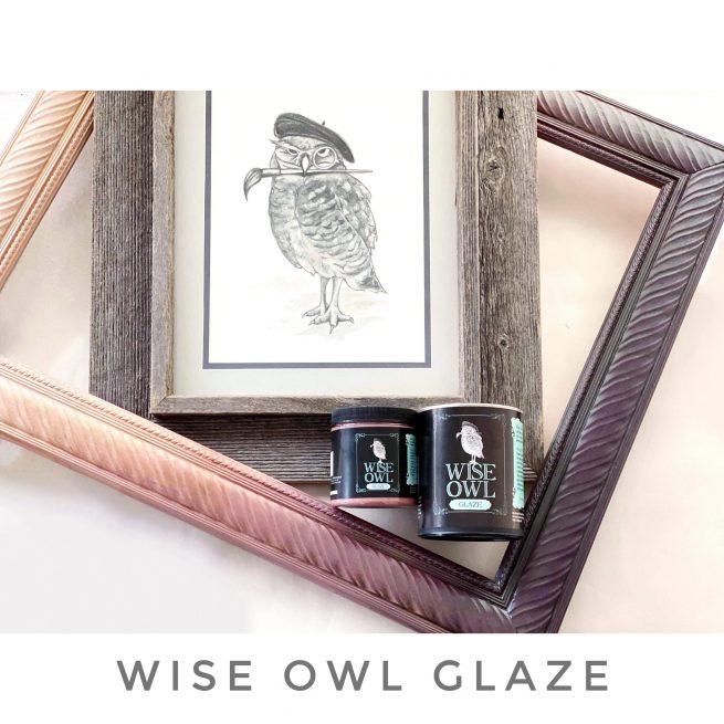Wise Owl Glaze