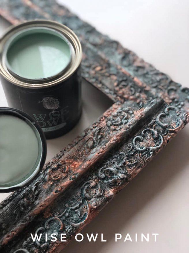 new patina glaze