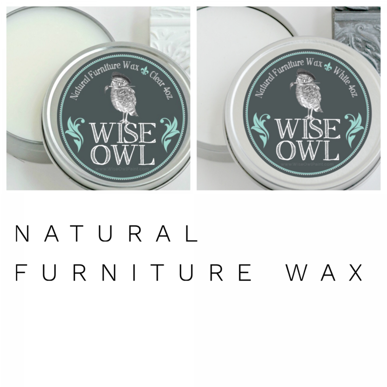natural furniture wax wise owl